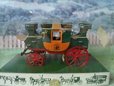 1/43 Brumm (Italy)  Carriage  mail coach 1827  #17