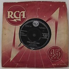 "LENA HORNE : HONEYSUCKLE ROSE 7"" Vinyl Single 45rpm VG"
