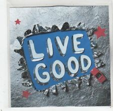 (GC871) Naive New Beaters, Live Good - 2010 DJ CD