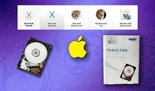 MacBook Pro HGST Travelstar 1TB, 7200 RPM, 32MB Cache Fully Loaded OS X