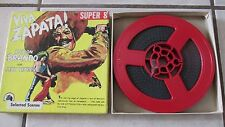 Vintage Super 8mm Film - Viva Zapata - Marlon Brando & Jean Peters