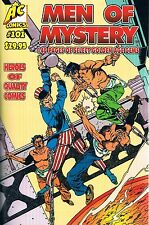 Men of Mystery #101 140 Pages of Golden Age Quality Comics Gems 2016