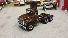 1/64 BROWN FORD L9000 TOP SHELF REPLICAS TSR CONVENTIONAL SEMI CAB TRUCK DCP