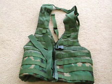 US ARMY MOLLE II WOODLAND FIGHTING LOAD CARRIER VEST NEW