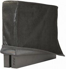 NEW PS4 UPRIGHT CONSOLE  DUST PROTECTOR COVER ACCESSORIES GAMES BLACK