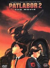 Patlabor 2 - The Movie (DVD, 2000)