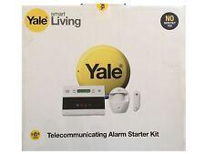 Yale Easy Fit Telecommunicating Wireless Security House Alarm Kit 2 EF-KIT2b