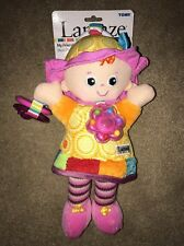 Lamaze My Friend Emily Pendant New Baby Toddler Plush Soft Velour Doll Toy