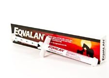 Eqvalan Horse Wormer Ivermectin Paste For Parasites &  Bots Equine 1 Tube