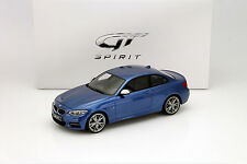 GT Spirit 2015 BMW M235i Blue Metallic LE of 504pcs 1:18*New Item!
