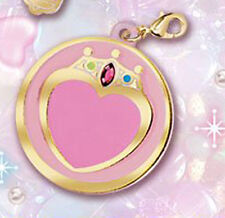 Sailor Moon Prism Heart Compact Fastener Accessory Metal Charm NEW