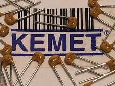 KEMET BEST QUALITY MULTI LAYER CERAMIC MLC CAPACITOR 120pF 100V 5% (x10)  fbb25e