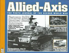 Allied - Axis Photo Journal 18: The Photo Journal of the Second World War