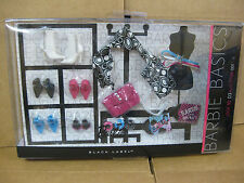 2009 Barbie Basics Accessory Pack- Look# 03 Coll.#001