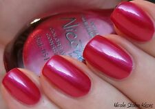 NEW! Nicole By OPI nail polish lacquer STOLEN KISSES NEW! 0.5 Fl. Oz