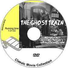 The Ghost Train - Arthur Askey, Richard Murdoch   Comedy Horror Film 1941 DVD