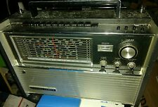 National Panasonic Model RF-5000A 11-Band Transistor Shortwave Radio