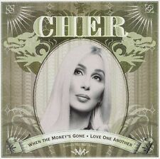 CHER When the Money's Gone [Maxi Single] CD