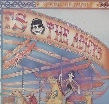 The Adicts - 'Sound Of Music' 1982 UK Razor LP. Ex!