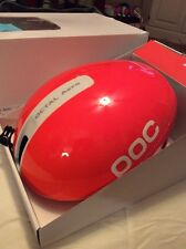 POC OCTAL AERO HELMET LARGE 56-62 Zinc Orange
