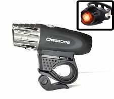 USB Rechargeable Bike Light [MAX 350] NEW Super Bright Bike Headlight FREE SHIP