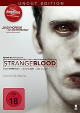 Strange Blood (2015) [Import] Robert Brettenaugh, Alexandra Bard, Chad Michael