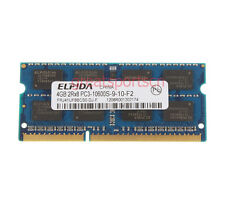 ELPIDA 4GB DDR3 1333MHz 2Rx8 PC3-10600S 204pin NON-ECC SO-DIMM RAM Laptop Memory