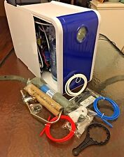 Six Stage Reverse Osmosis (RO) UV Drinking Water Filter System + Booster Pump