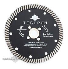5 Inch  Diamond Turbo Saw Blade 10 pieces SUPER Pro CUT Granite Concrete Stone
