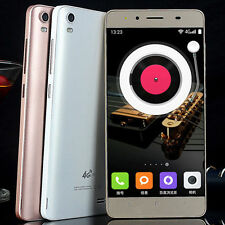 """5"""" 4G Unlocked Dual SIM Android Smartphone Quad Core 1+8GB Cell Phone"""
