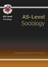 AS-Level Sociology Revision Guide By CGP Books