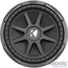 """Kicker CompVX CVX122 750W RMS 12"""" Comp VX Dual 2-Ohm Car Subwoofer Sub Woofer"""