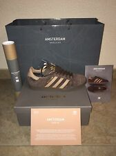 Adidas Amsterdam Gazelle UK 9.5 Collectors Edition