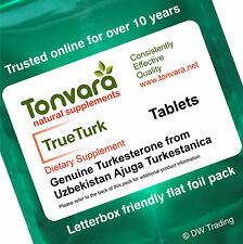 240 Tabs Genuine Turkesterone from Uzbekistan Ajuga Turkestanica For Muscle Gain