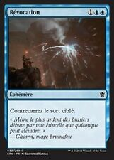 MTG Magic KTK - (4x) Cancel/Révocation, French/VF