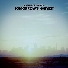 BOARDS OF CANADA TOMORROW'S HARVEST NEW SEALED VINYL 2LP & MP3 IN STOCK