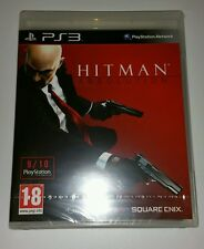Hitman Absolution PS3 New Sealed UK PAL Version Game Sony PlayStation 3