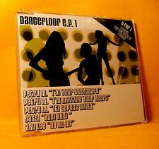 MAXI Single CD Dancefloor E.P. 1 ZYX ! 5TR 2004 Euro House Italodance Bollywood