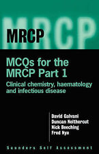 MCQ's for the MRCP, Part 1: Clinical Chemistry, Haematology, and Infectious Dise