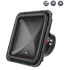 """MTX S6512-44 DUAL 4 OHM 12"""" SQUARE SUBWOOFER 1000 WATTS PEAK FREE SHIPPING"""