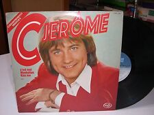 33 TOURS / LP--C JEROME--C'EST MOI MANHATTAN / KISS ME