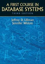 A First Course in Database Systems 3rd Int'l Edition