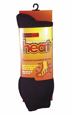 Blackrock Heat Range Thermal Socks Acrylic Lined Insulation Size 6-13 (BRHTS)