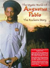 Augustus Pablo - 4 CDs of music, 66 tracks - The Rockers Story - Roots Reggae