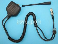 Hand held Mic with Speaker & Antenna for Icom Radio IC-S41E IC-S21E IC-40JR