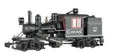 BACHMANN 85095 G SCALE Climax #2 Demonstrator - Two-Truck Climax - NEW