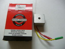 New Briggs & Stratton Regulator Part # 794360 Yellow and Red Wire