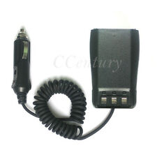 Original 12V Car Charger Battery Eliminator For BAOFENG UV-B5 UV-B6 Radio New