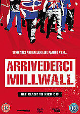 Arrivederci Millwall / Football Factory - Double Pack (DVD, 2011, 2-Disc Set)