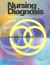 Nursing Diagnosis: Application to Clinical Practice (Point (Lippincott-ExLibrary